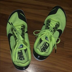 Nike zoom rival D track cleats size 5.5